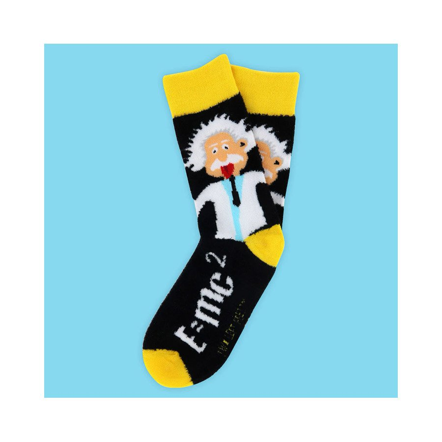 גרביים - Fuzzy Socks - two left feet