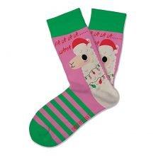 גרביים לילדים - Kids Christmas - two left feet