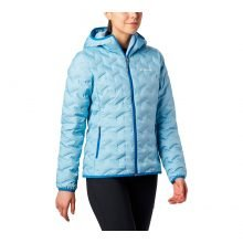 מעיל פוך לנשים - Delta Ridge Hooded W - Columbia