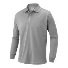חולצת פולו ארוכה לגברים - Darco Polo II L/S - Aztec