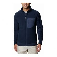 מעיל פליס לגברים - M Polar Powder Full Zip - Columbia