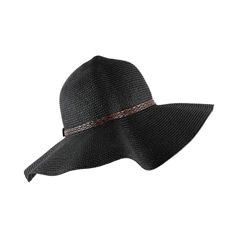 כובע רחב שוליים לנשים - Sunlily Roll-N-Go Sun Hat - FitKicks