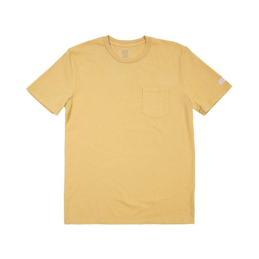 חולצה לגברים - Pocket Tee Men's - Topo Designs