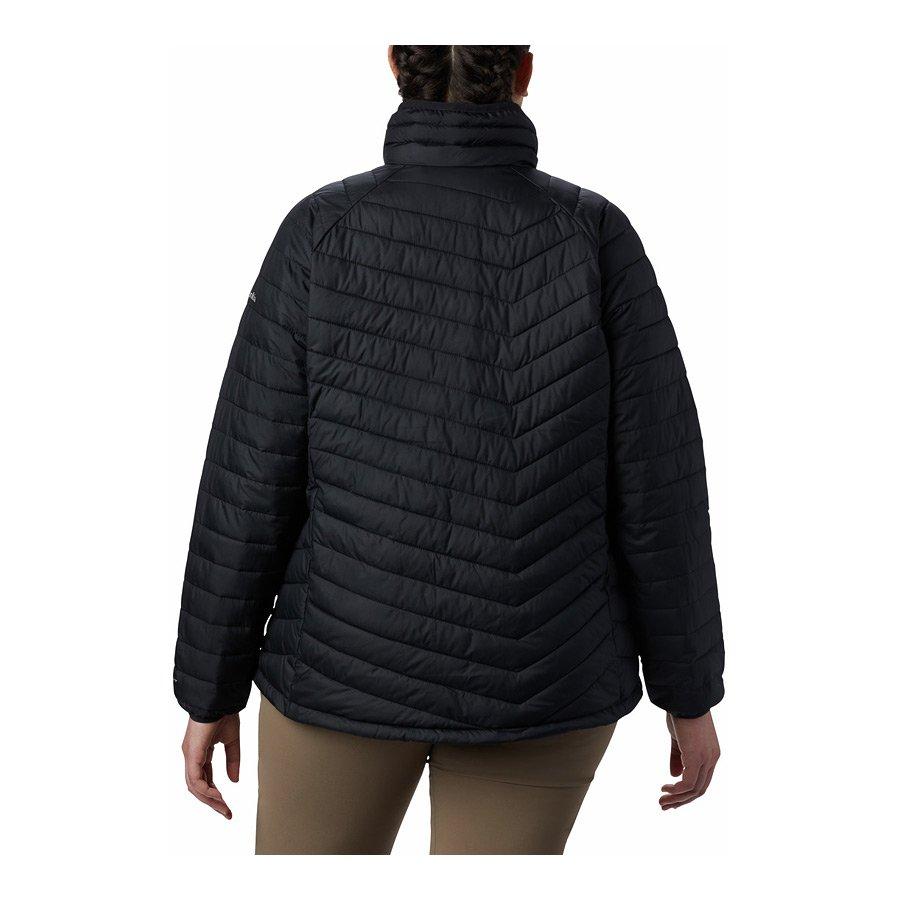 מעיל מבודד במידות גדולות לנשים - Powder Lite Plus - Columbia