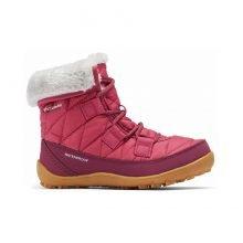 מגפיים מבודדים לבנות ונערות - Youth Minx Shorty Omni-Heat Waterproof - Columbia