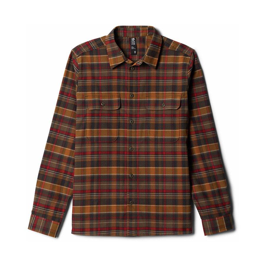 חולצה ארוכה לגברים - Voyager One Long Sleeve - Mountain Hardwear