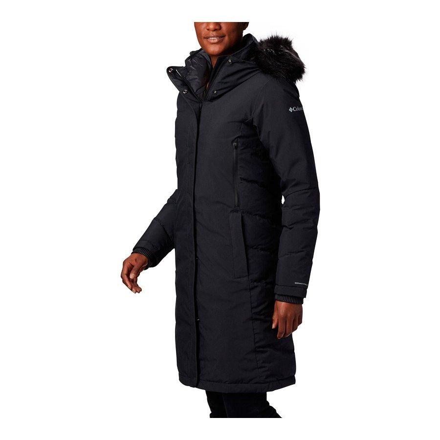 מעיל פוך ארוך לנשים - Hillsdale - Columbia