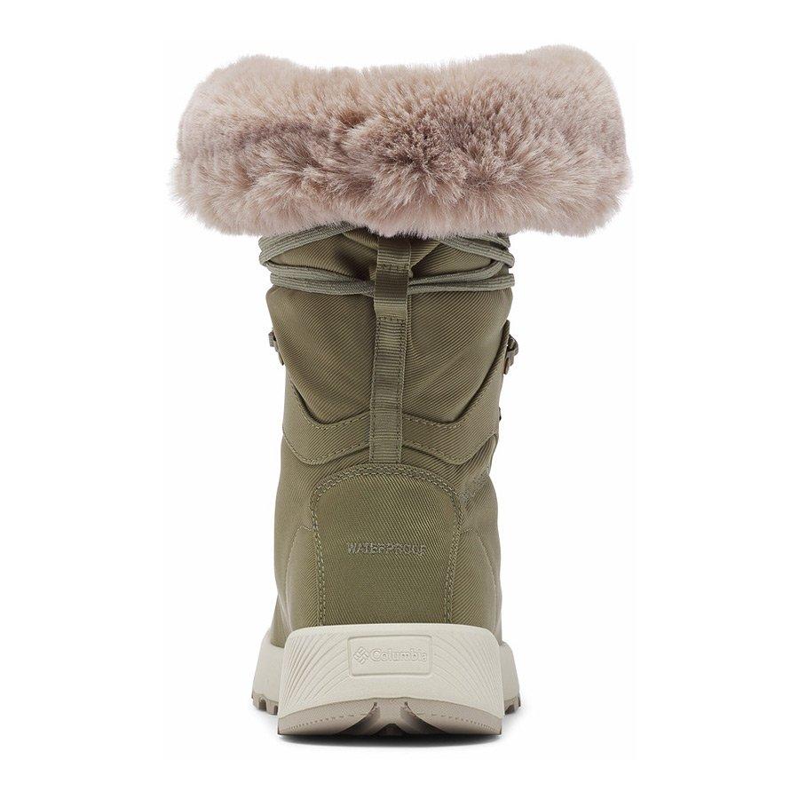 מגפיים מבודדים לנשים - Slopeside Village Omni-Heat Hi - Columbia