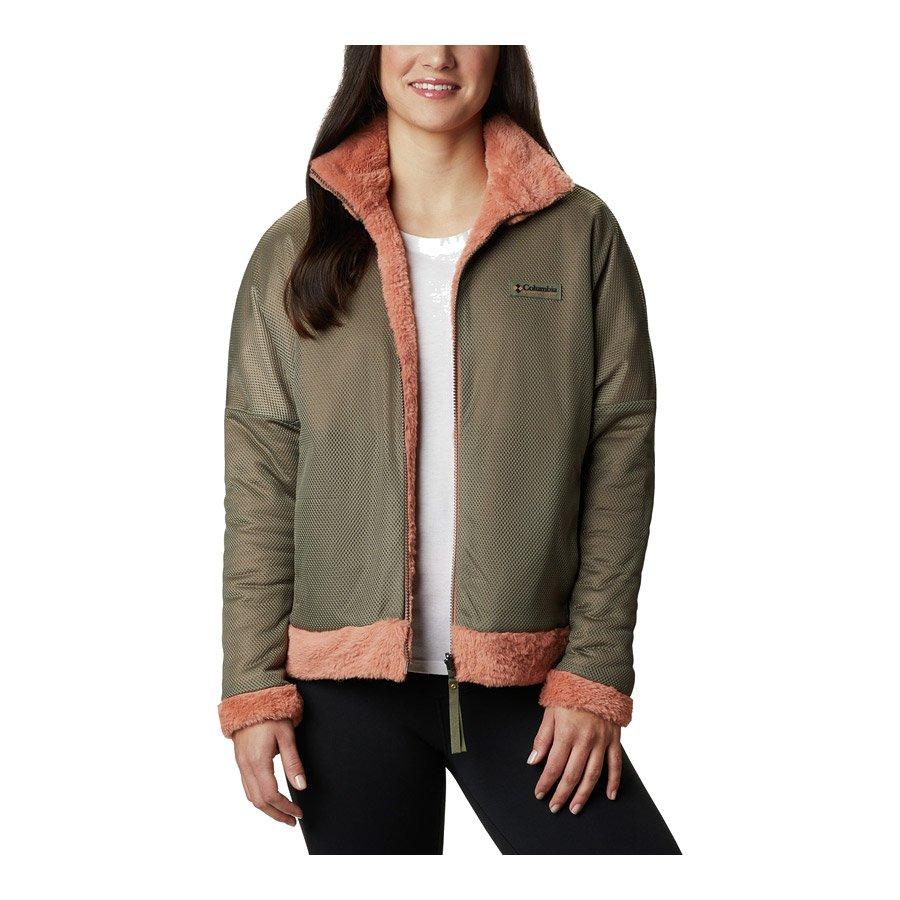 מעיל פליס לנשים - Bundle Up Full Zip - Columbia