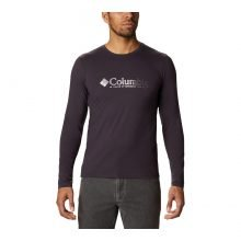 חולצה לגברים - Lookout Point L/S Graphic T - Columbia