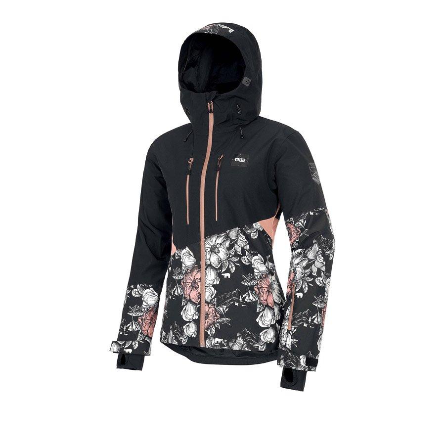 מעיל סקי לנשים - Seen Jacket - Picture Organic