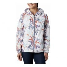 מעיל רוח לנשים - Side Hill Printed Windbreaker - Columbia