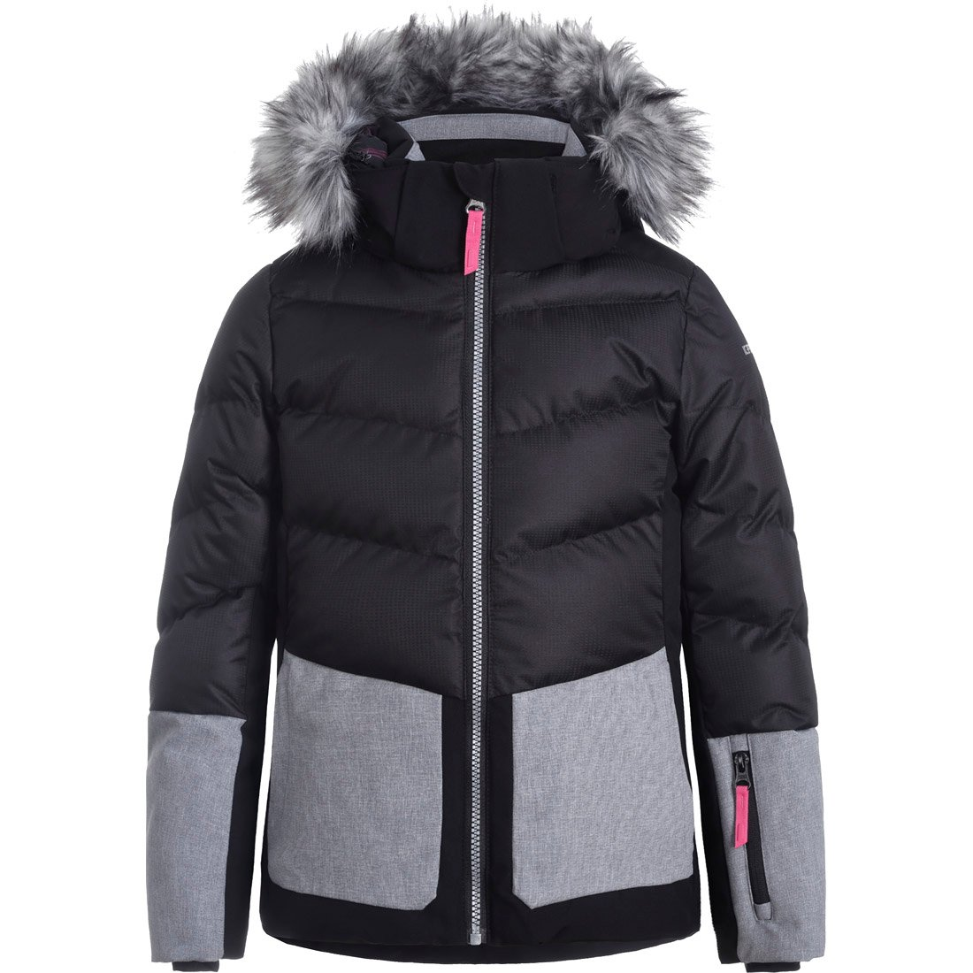 מעיל סקי לילדות - Lillie Jr - Icepeak