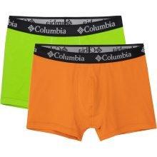שני תחתונים לגברים - Cotton Stretch Trunks 2pk - Columbia