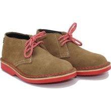 נעליים לילדים - Kids Red - veldskoen