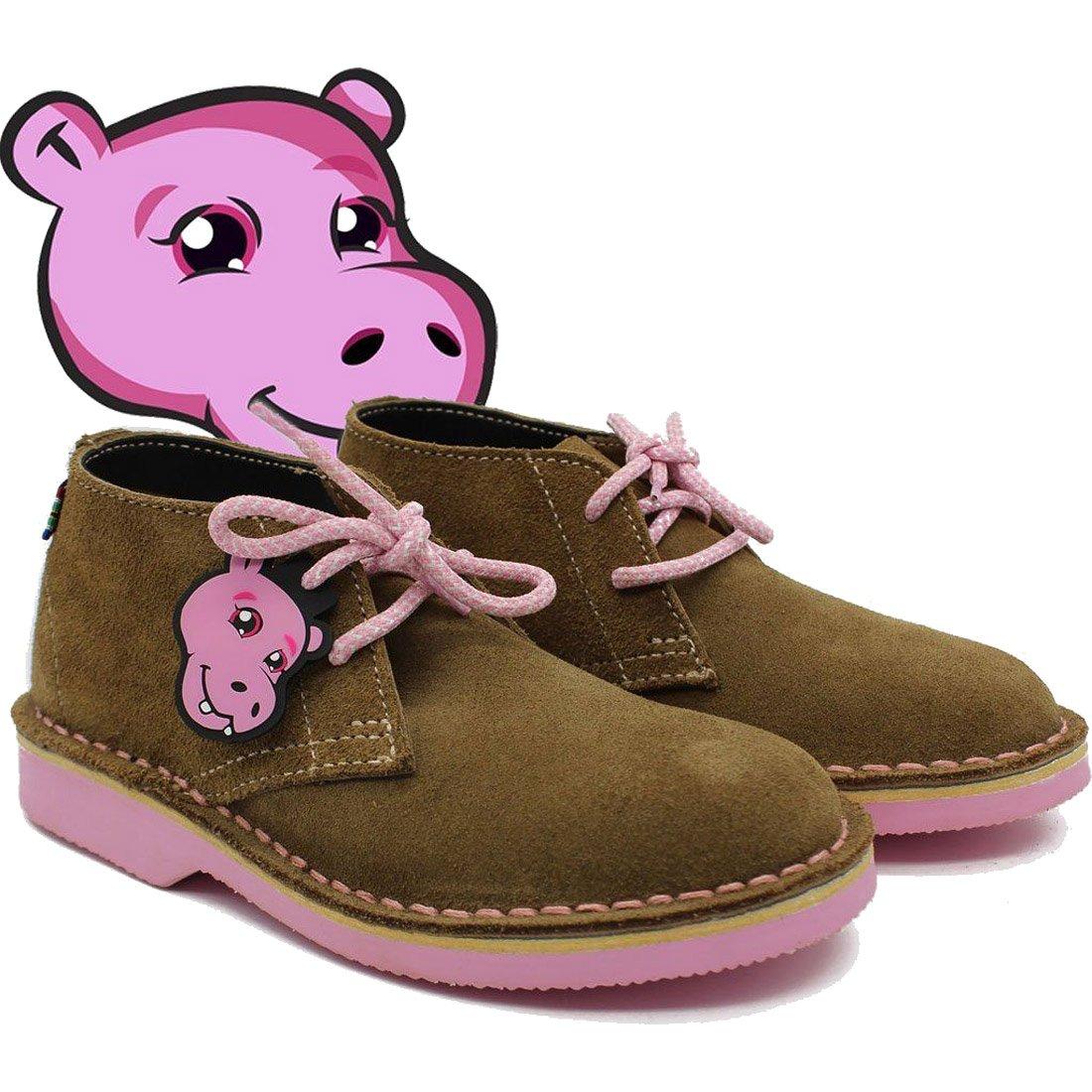 נעליים לילדים - Kids Pink - veldskoen