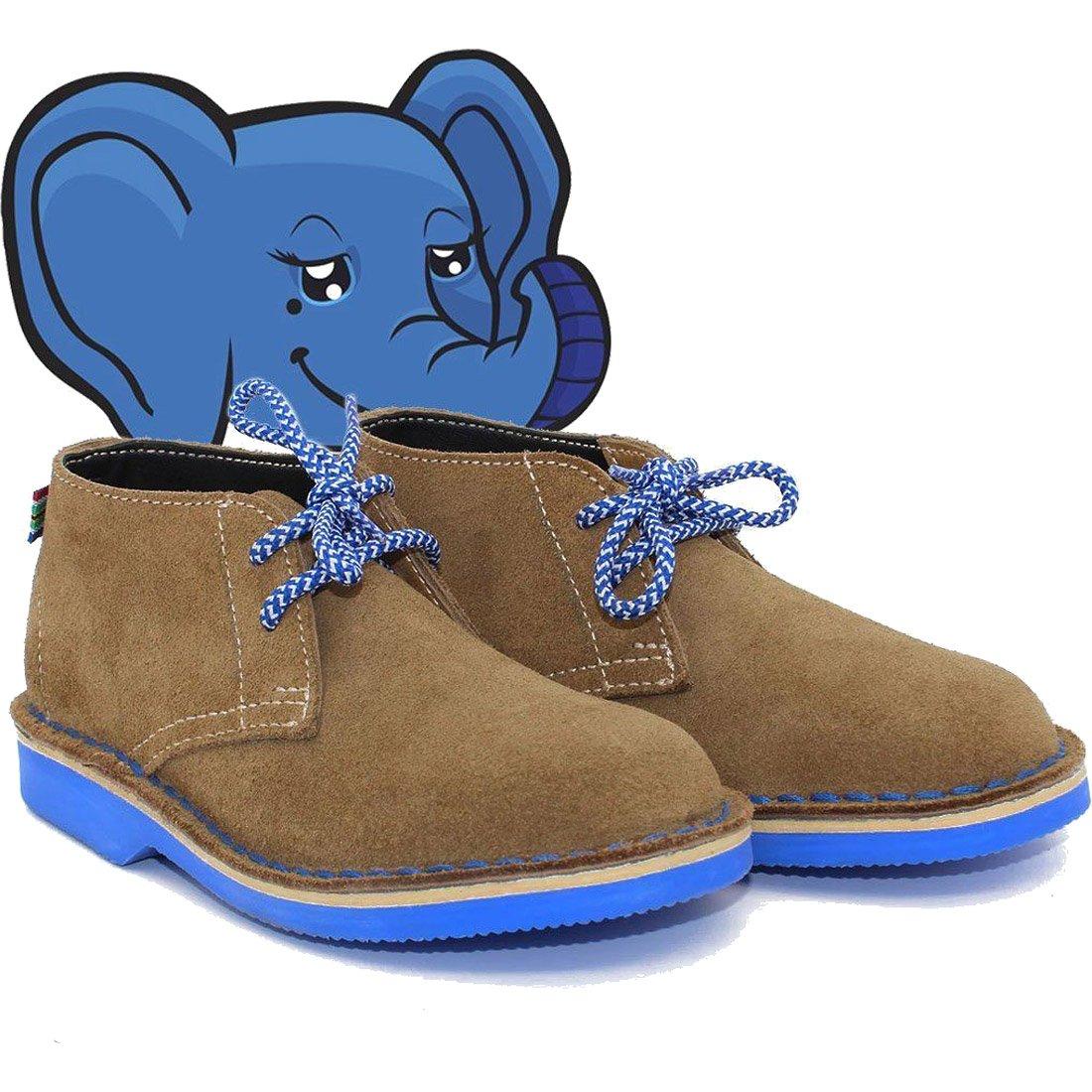 נעליים לילדים - Kids Blue - veldskoen