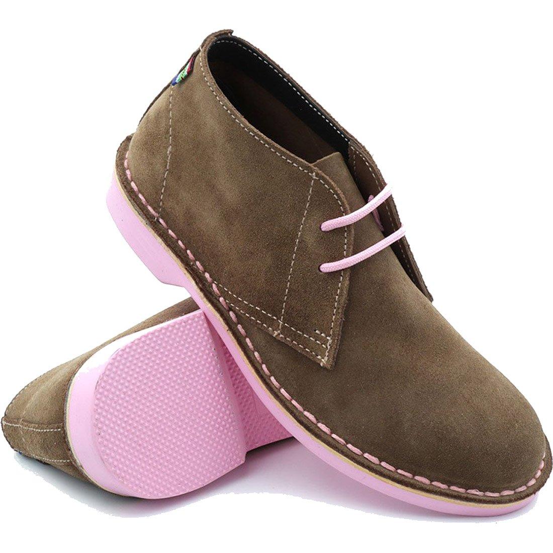 נעלי יוניסקס - Heritage Pink - veldskoen