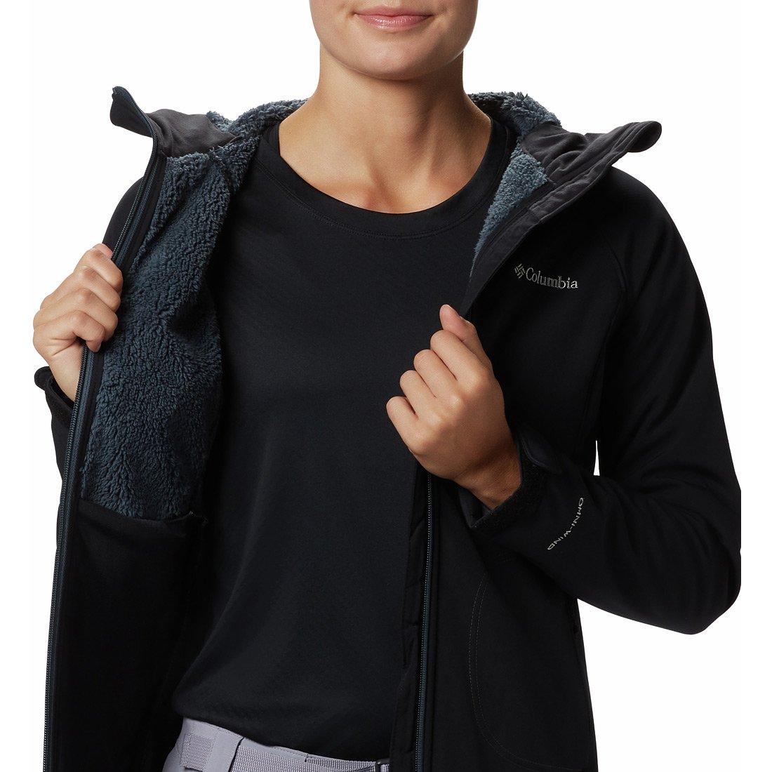 מעיל סופטשל לנשים - Phurtec II Softshell - Columbia