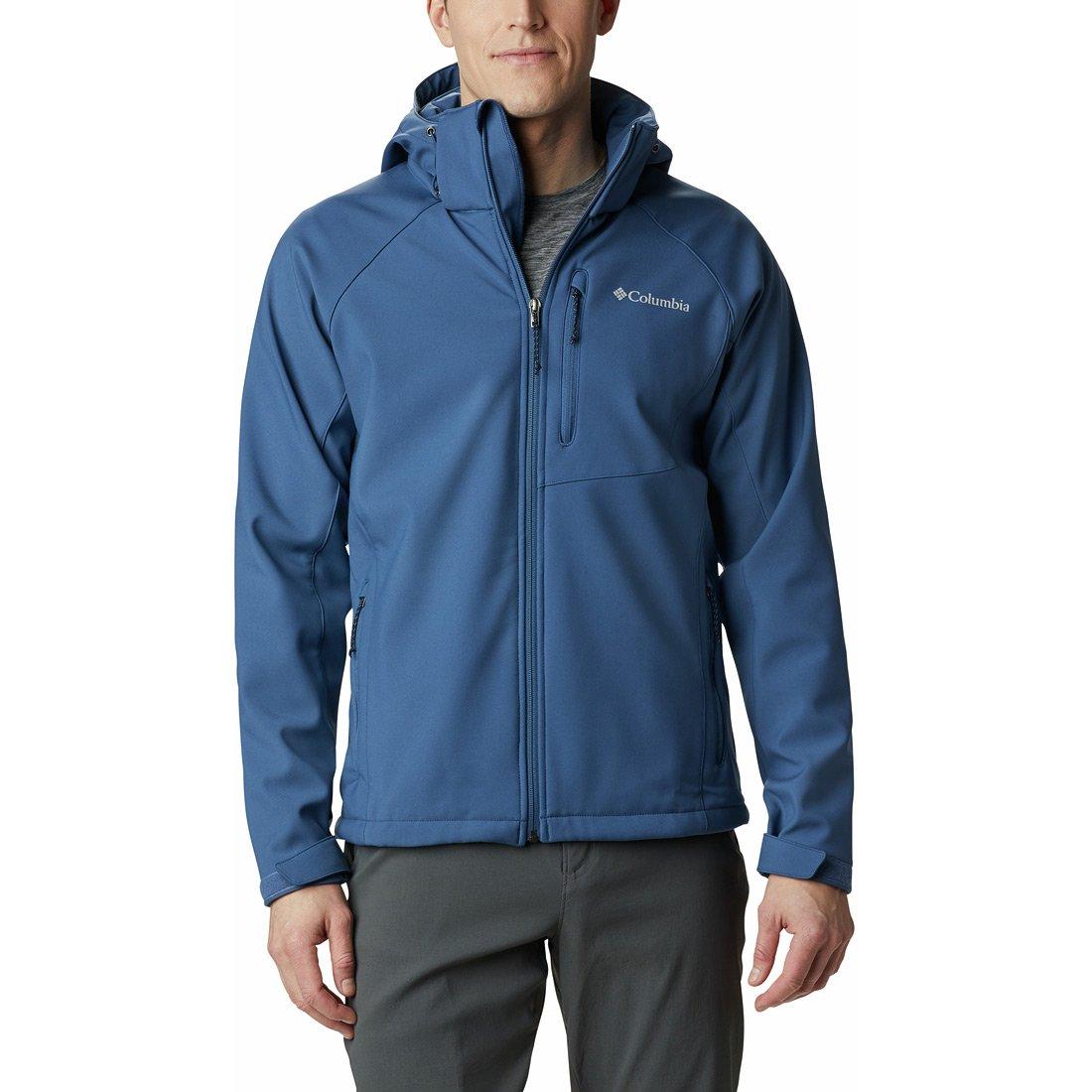 מעיל סופטשל לגברים - Cascade Ridge II SoftShell - Columbia