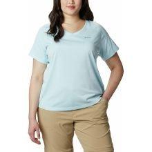 חולצה קצרה לנשים - Zero Rules S/S W - Columbia