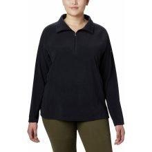 חולצת מיקרו-פליס במידות גדולות לנשים - Glacial IV Half Zip Plus - Columbia