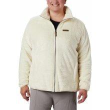 מעיל פליס לנשים במידות גדולות - Fire Side II Sherpa Plus - Columbia
