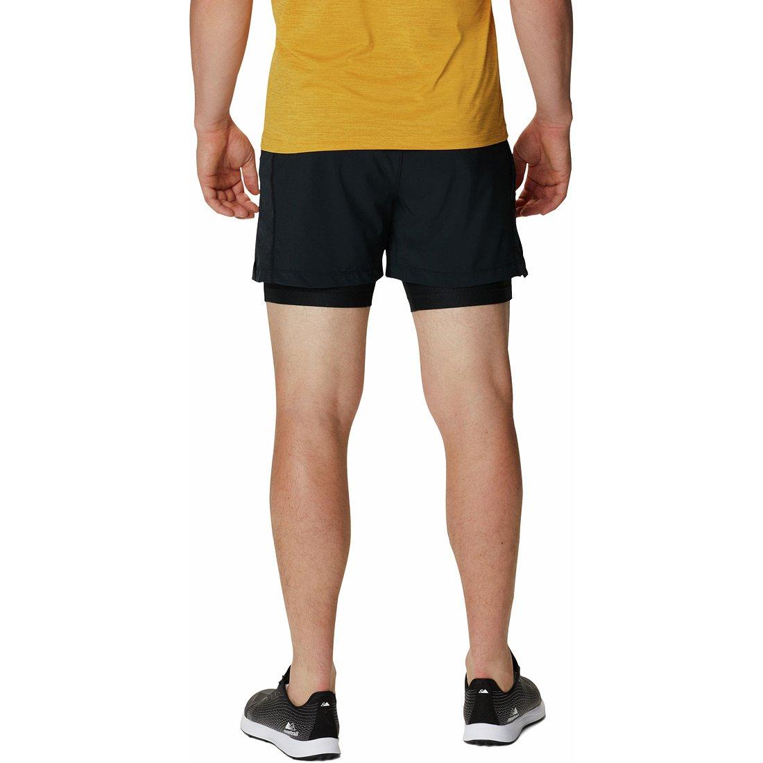 מכנסיים קצרים לגברים - Titan Ultra II Short - Columbia Montrail