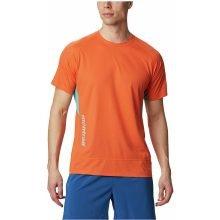 חולצה קצרה לגברים - Titan Ultra II S/S - Columbia Montrail