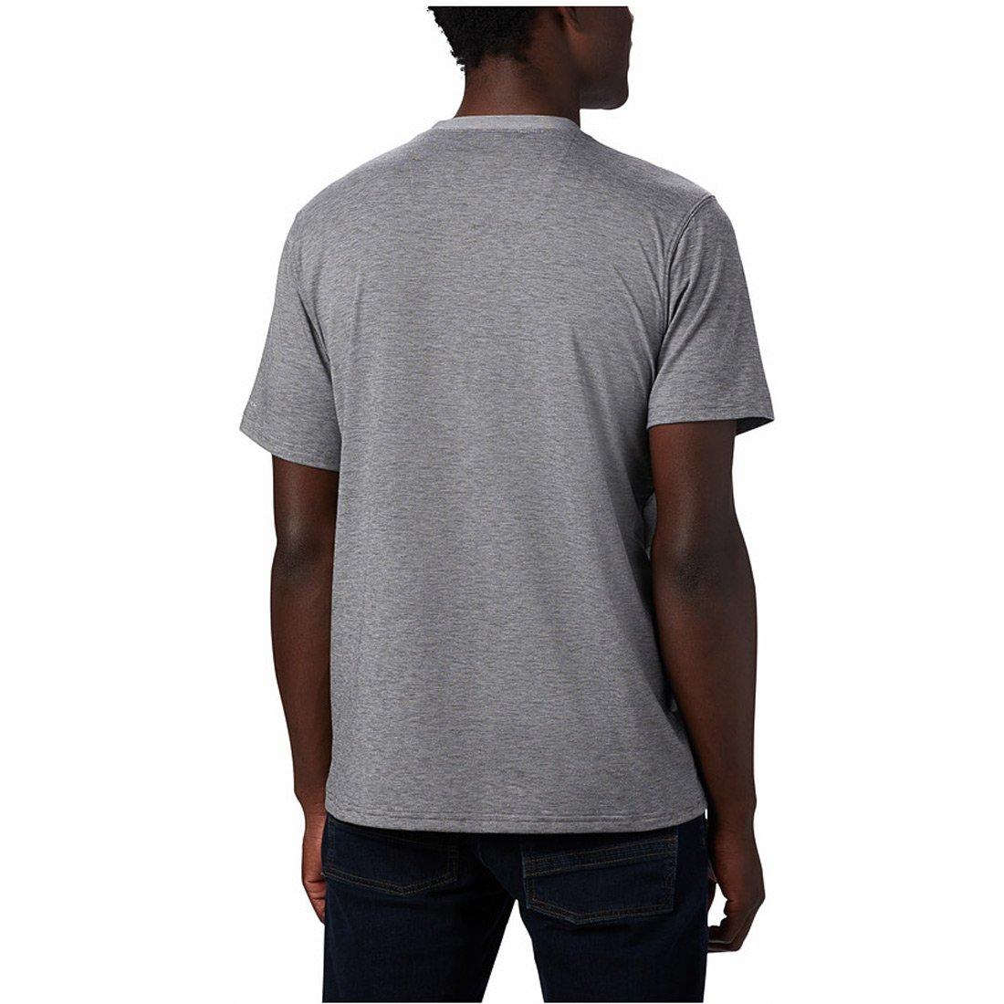 חולצה לגברים - Outdoor Elements Pocket T - Columbia