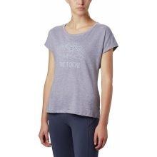 חולצה קצרה לנשים - High Dune S/S T - Columbia