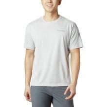 חולצה קצרה לגברים - M Irico Knit S/S Crew - Columbia