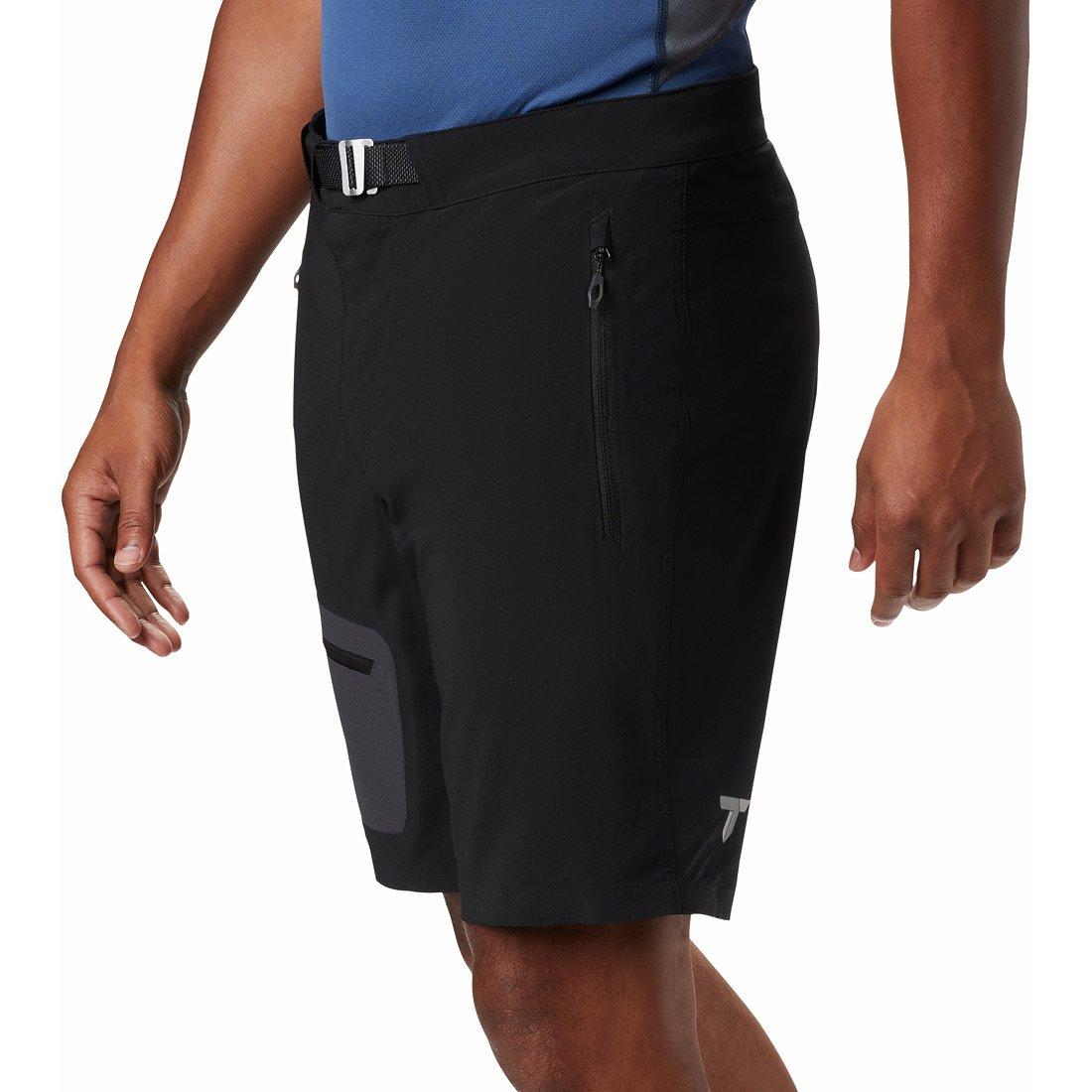מכנסי טיולים קצרים לגברים - M Titan Pass Short - Columbia