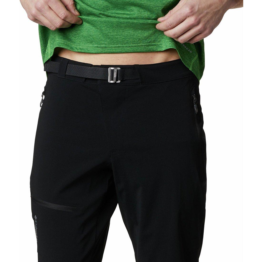 מכנסי טיולים ארוכים לגברים - Titan Pass Pant M - Columbia