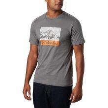 חולצה קצרה לגברים - Rapid Ridge Graphic T - Columbia