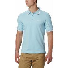 חולצת פולו לגברים - Cove Dome Butte Solid Pique Polo - Columbia