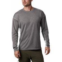 חולצה ארוכה לגברים - M Irico Knit L/S Crew - Columbia