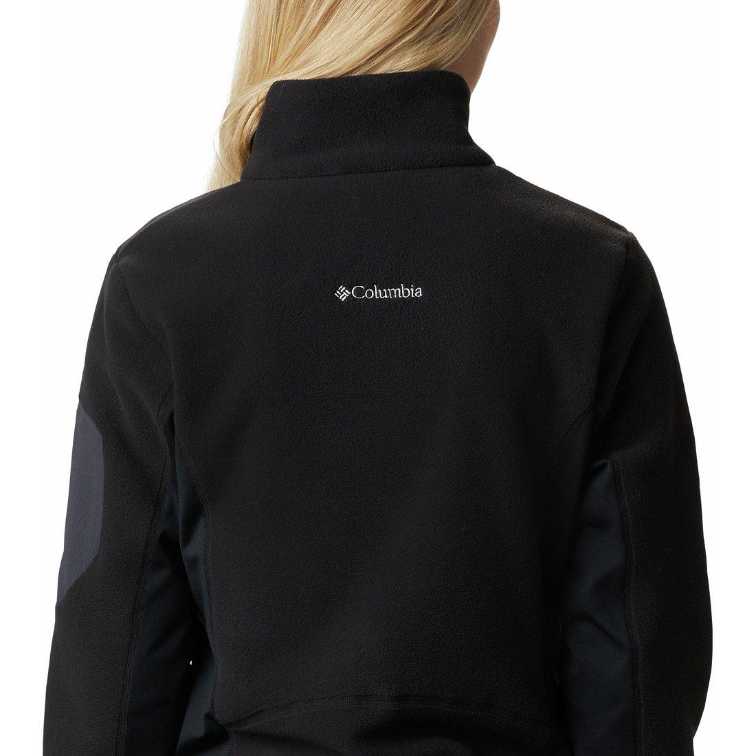 מעיל פליס לנשים - W Polar Powder Full Zip - Columbia