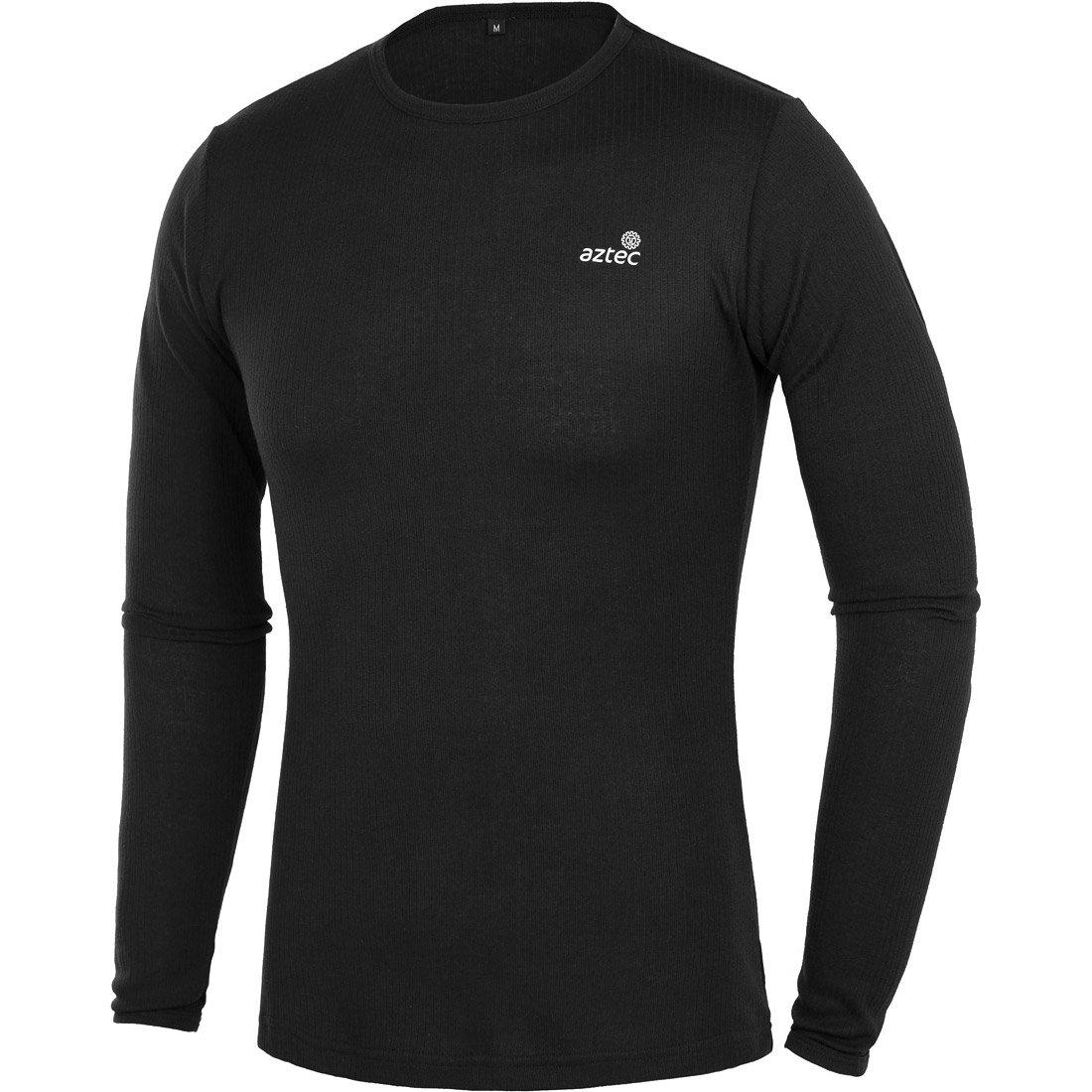חולצה תרמית לגברים - Thermo Fleece Shirt M - Aztec