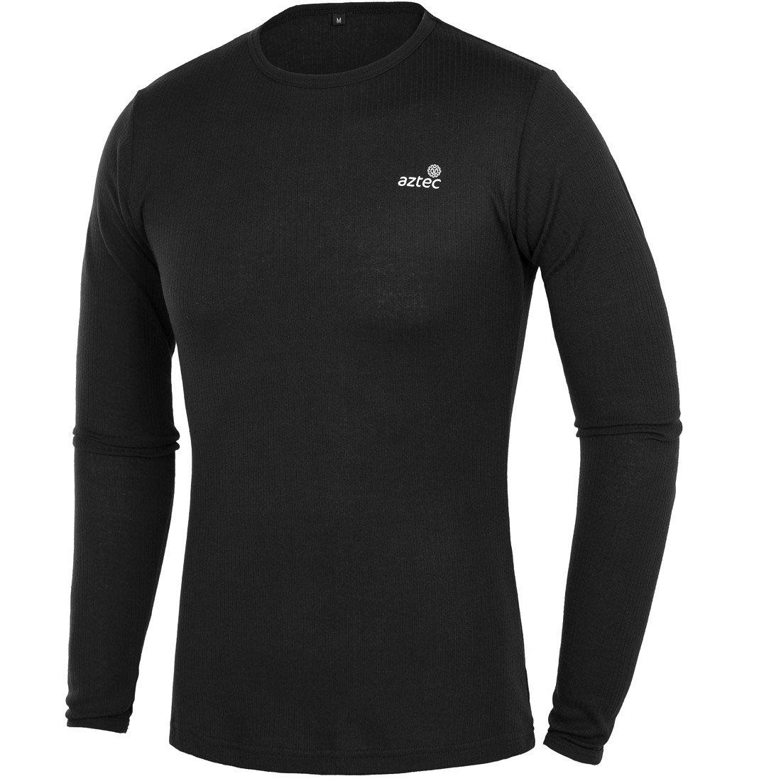 חולצה תרמית לגברים - Thermorib II Shirt M - Aztec