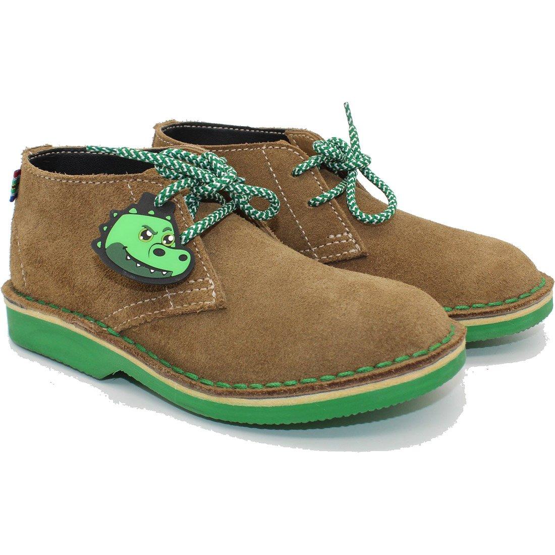 נעליים לילדים - Kids Green - veldskoen