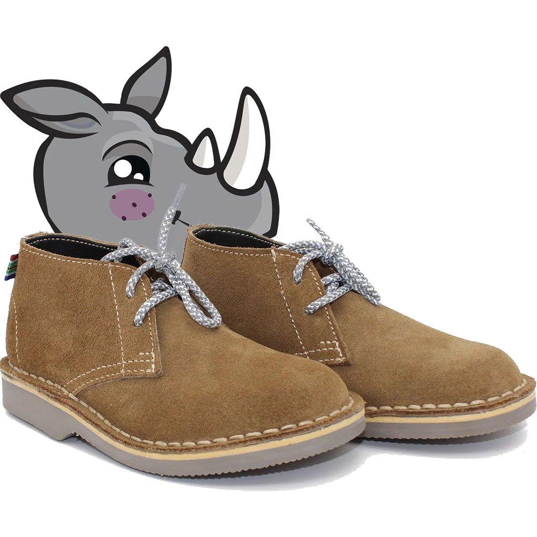 נעליים לילדים - Kids Grey - veldskoen