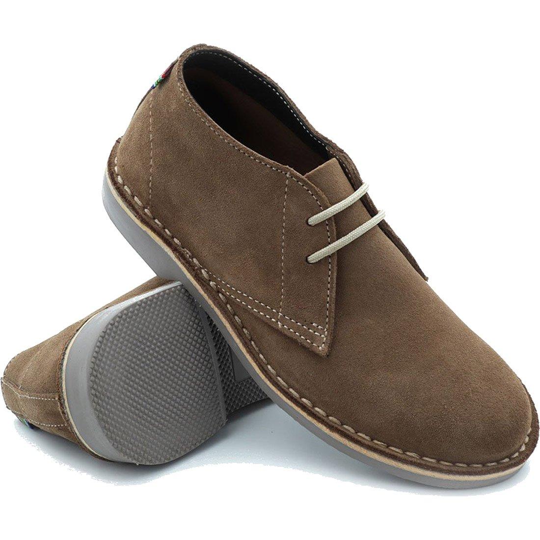 נעלי יוניסקס - Heritage Grey - veldskoen
