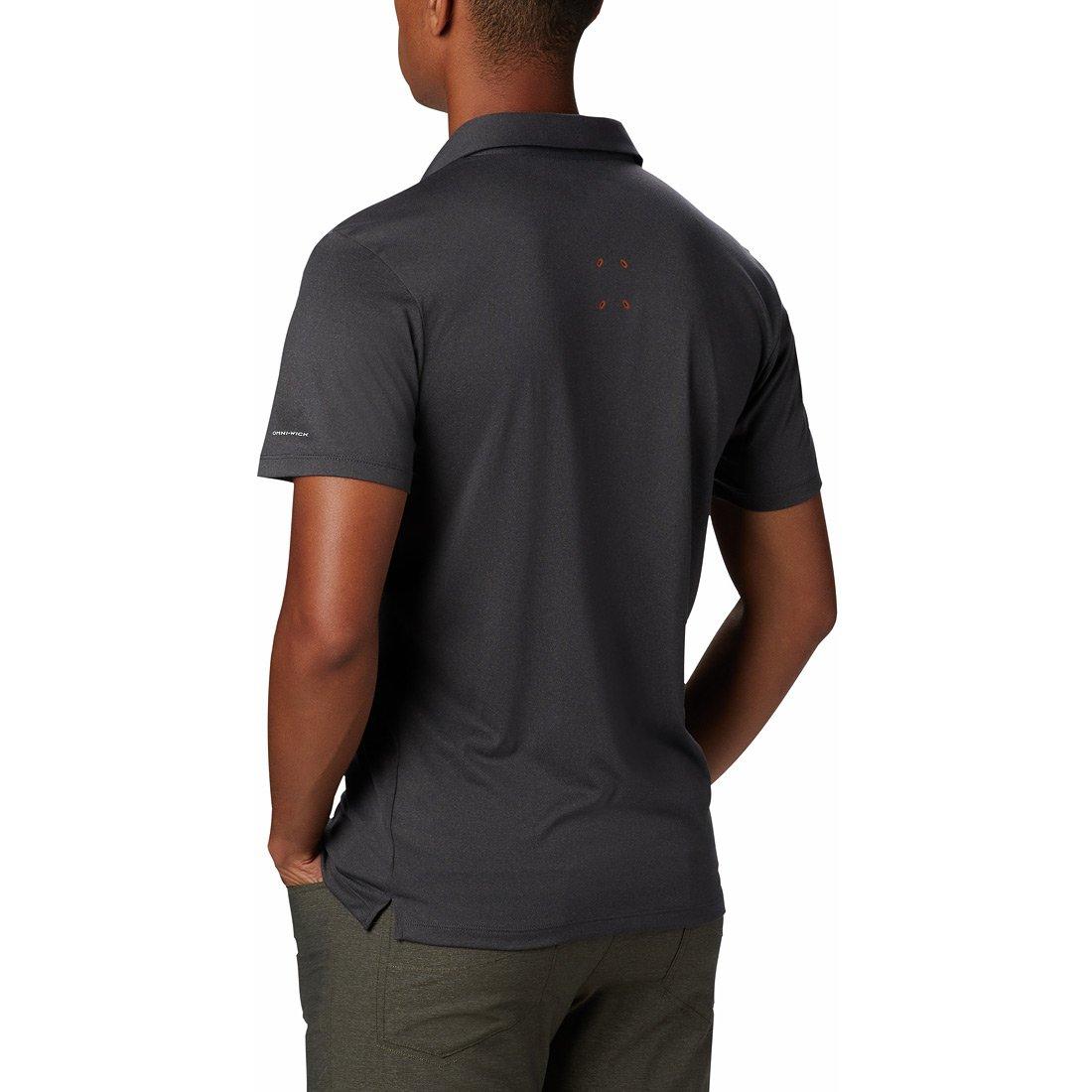 חולצת פולו לגברים - Triple Canyon Tech Polo - Columbia