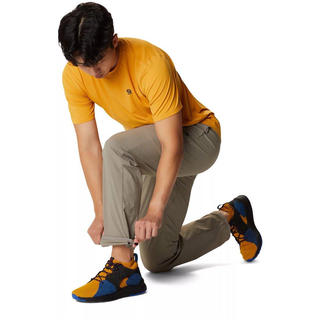 מכנסיים ארוכים לגברים - Traverse Lite Pant - Mountain Hardwear