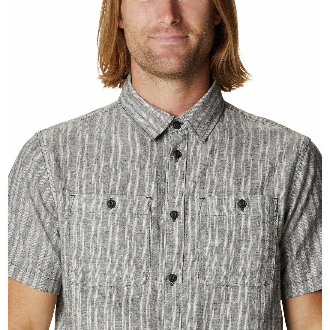 חולצה לגברים - Piney Creek S/S - Mountain Hardwear