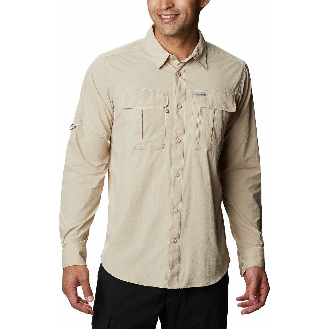 חולצה ארוכה לגברים - Newton Ridge Long Sleeve - Columbia