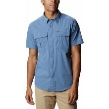 חולצה קצרה לגברים - Newton Ridge Short Sleeve - Columbia