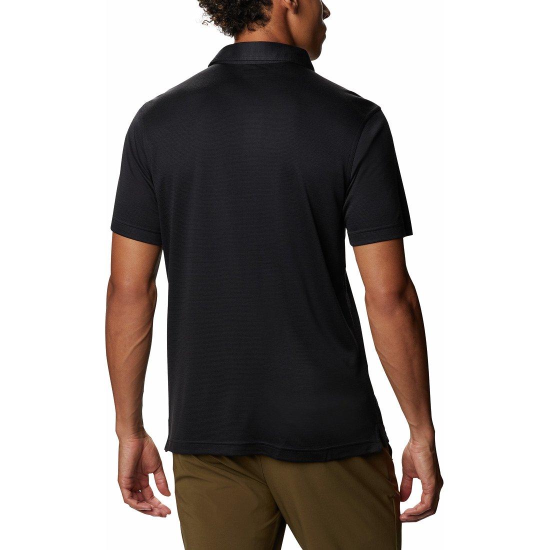 חולצת פולו לגברים - Sun Ridge Polo II - Columbia