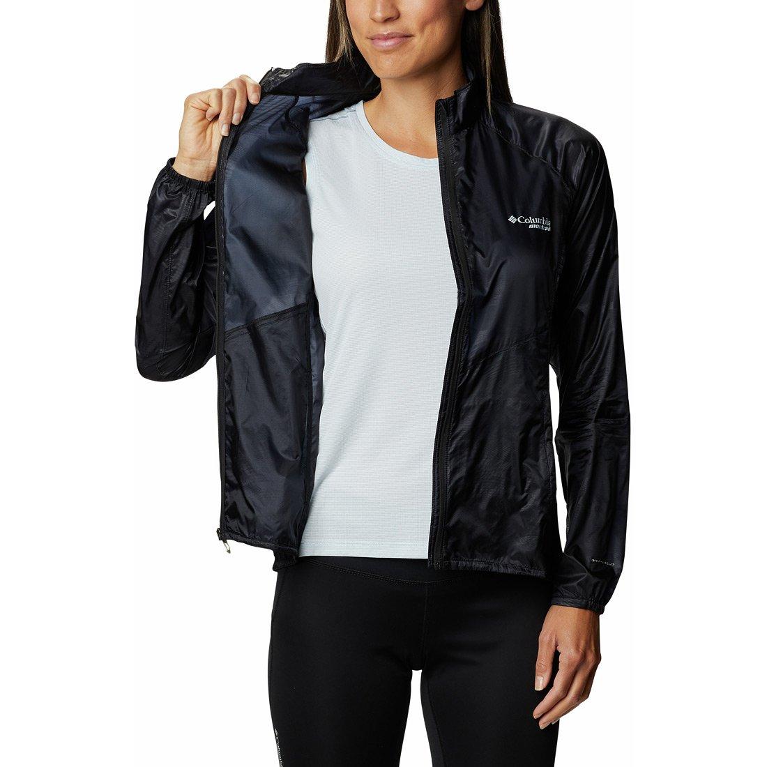 מעיל רוח לנשים - W FKT II Jacket - Columbia